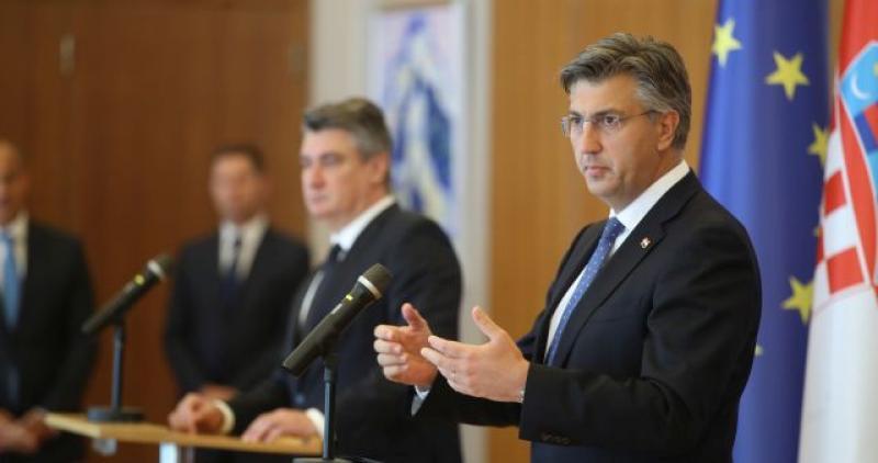 PLENKOVIĆ PREDSTAVIO U novoj Vladi 16 ministarstava i 4 potpredsjednika; otkrio samo imena potpredsjednika
