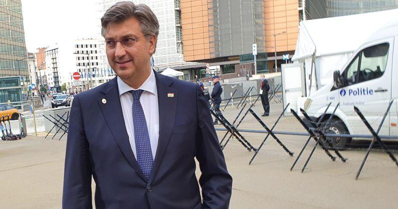 HRVATSKOJ 22 MILIJARDE EURA! Plenković potvrdio da je postignut dogovor čelnika EU zemalja