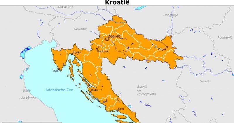 UPOZORENJE ZA PUTOVANJA Hrvatska na nizozemskoj narančastoj listi zemalja, evo što to znači