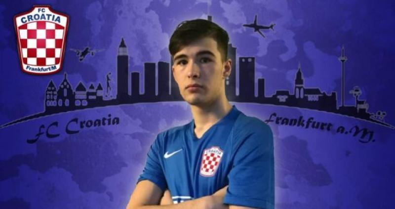 FC CROATIA FRANKFURT IMA NOVO POJAČANJE 'Mlad, talentiran, domaći'