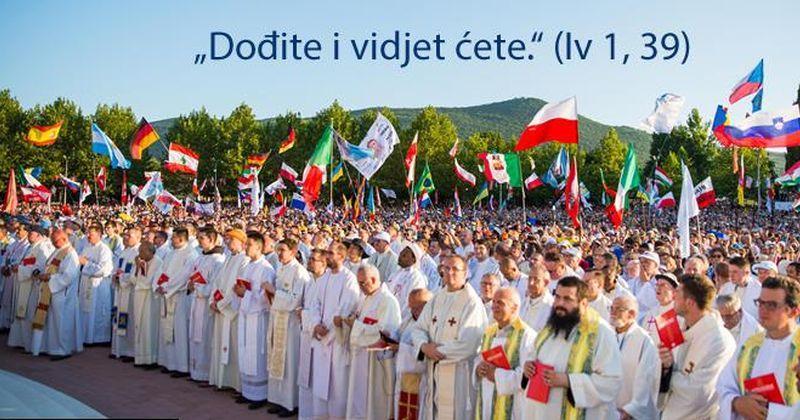 (VIDEO) ODRŽAVA SE UNATOČ COVIDU-19 U Međugorju 1. kolovoza počinje Mladifest