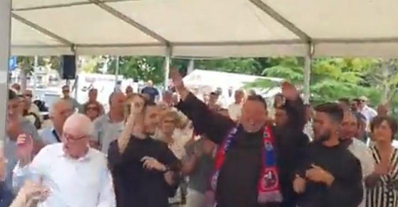 (VIDEO) MLADOMISNIKU TORCIDA PRIPREMILA DOČEK ZA PAMĆENJE 'Nakon posjete bazilici Srca Isusova u Zagrebu ništa više nije bilo isto'