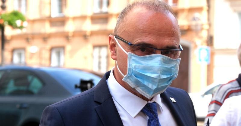 GRLIĆ-RADMAN 'U MVEP-u četiri osobe oboljele od koronavirusa'