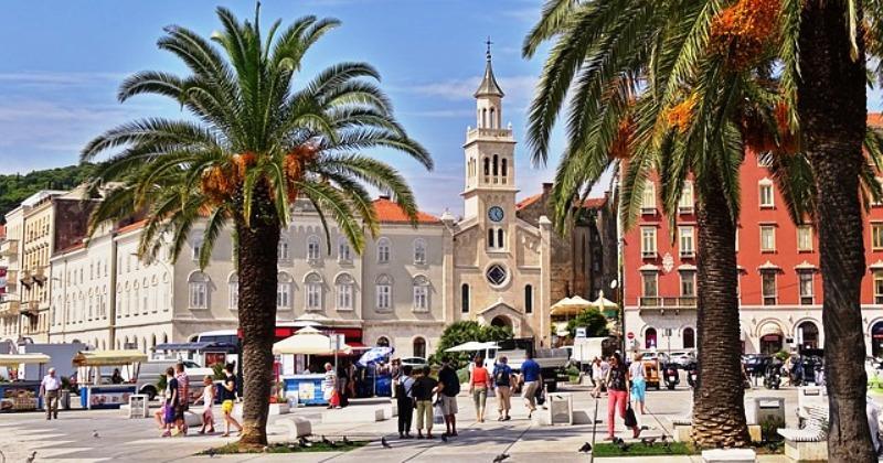 NAJVIŠE NIJEMACA I SLOVENACA U Hrvatskoj u srpnju 2,44 milijuna dolazaka i 18,60 milijuna noćenja