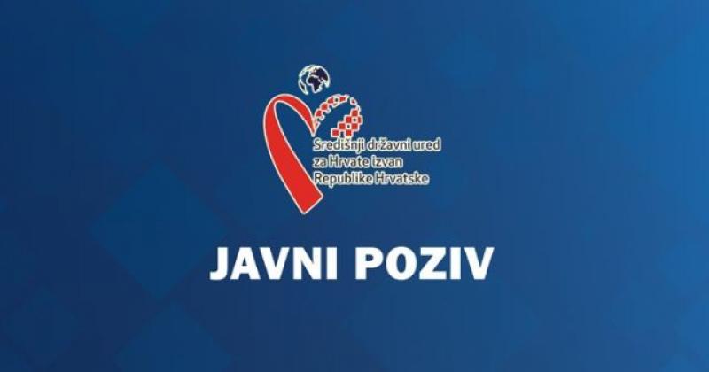 SREDIŠNJI URED ZA HRVATE IZVAN RH Javni poziv za internetsko učenje hrvatskoga jezika