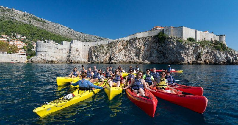 (VIDEO) OVO MORATE ISPROBATI Tripadvisor uvrstio dubrovački kayaking među najbolja iskustva na svijetu!