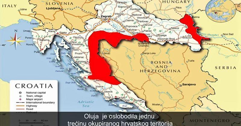 (VIDEO) POKLON BRANITELJIMA I SVIM HRVATIMA Pogledajte američko-hrvatski dokumentarni film 'Operacija Oluja'