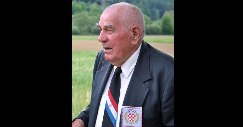 U KLAGENFURTU Preminuo Ilija Abramović (95), počasni predsjednik Počasnog bleiburškog voda