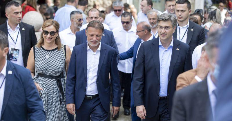 ODNOS HRVATSKE SA SRBIJOM Jandroković: Žao mi je zbog negativnih poruka, no Hrvatska ide k budućnosti