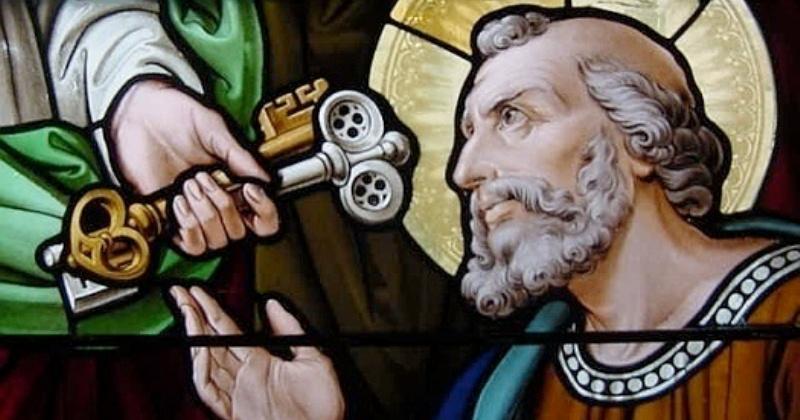 Ti si Petar – Stijena. Tebi ću dati ključeve Kraljevstva nebeskoga