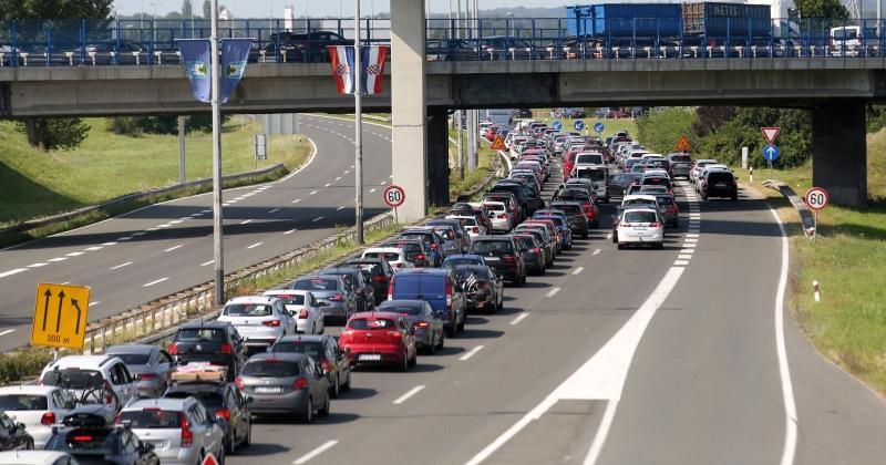 Poziva vozače na putu u Austriju da koriste alternativne prijelaze