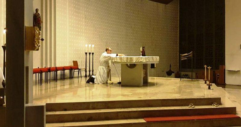 O. Anto Bobaš u Svećeničkom vijeću Nadbiskupije Hamburg