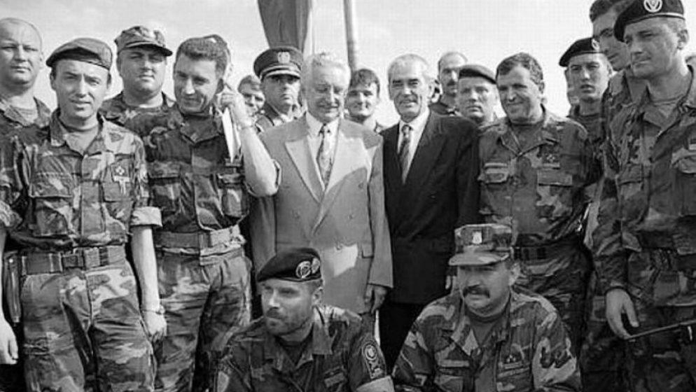 Njemačka prerano priznala Hrvatsku? 'Tuđman i Milošević su željeli etnički čista područja'