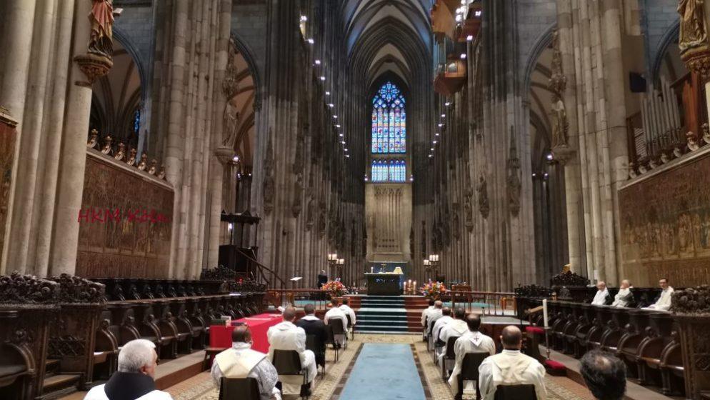 Održana Internacionalna sv. misa u Kölnskoj katedrali