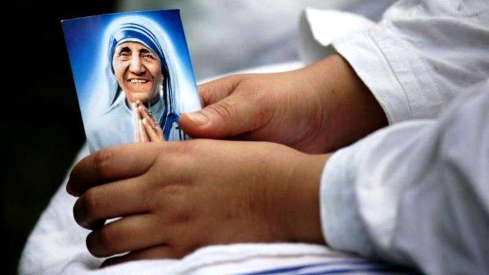 Papa Franjo proglasio Majku Terezu od Kalkute sveticom