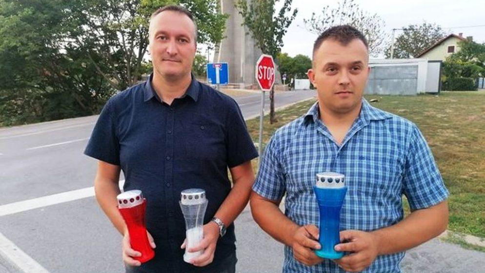 'Vodotoranj je simbol vukovarskog otpora bezumnoj agresiji u jesen '91., želja nam je da njegovo svjetlo obasja cijelu Hrvatsku'