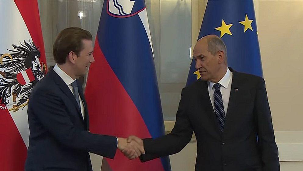 U Austriji korona bukti, a Slovenci je nisu stavili na crvenu listu