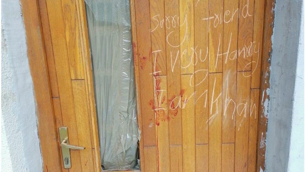 Migrant provalio u kuću u Lici i ostavio poruku: 'Oprosti prijatelju…'