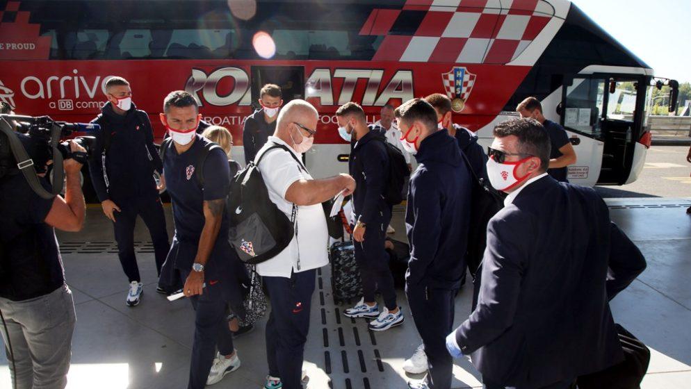 'Vatreni' otputovali u Portugal na susret Lige nacija