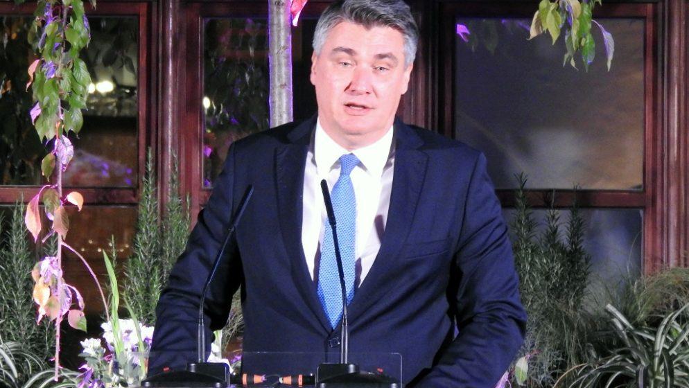 Milanović o aferi Janaf: Meni ova istraga nije jasna