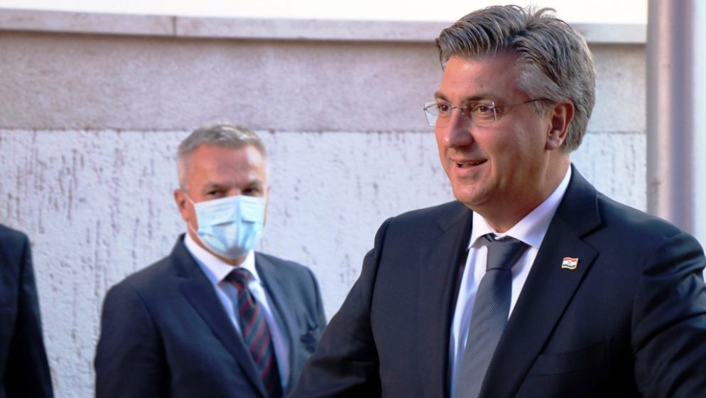 ANDREJ PLENKOVIĆ: 'Mi ćemo nastaviti biti odvjetnici BiH, naročito prava Hrvata u Bosni i Hercegovini'