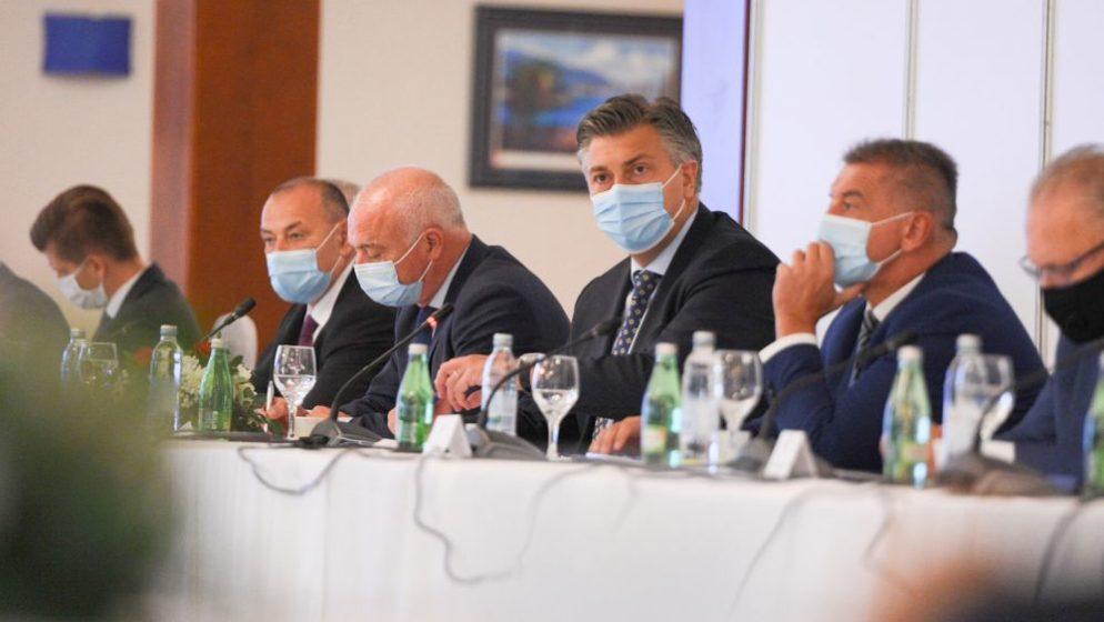 Plenković predstavio pet razvojnih prioriteta Hrvatske: Ovo su najvažnije reforme
