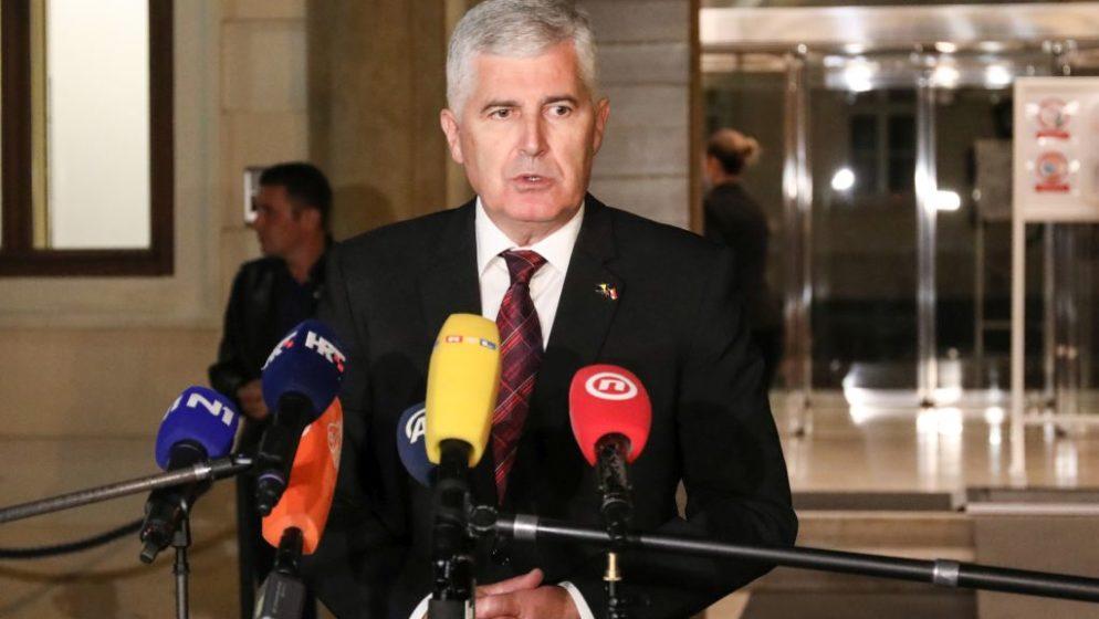 Čović u Zagrebu: bez jednakopravnosti Hrvata u BiH ona neće funkcionirati
