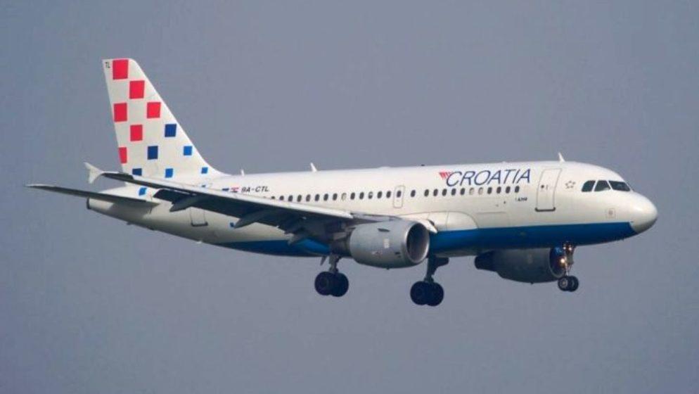 Croatia Airlines otkazala čak preko osamdeset letova u rujnu