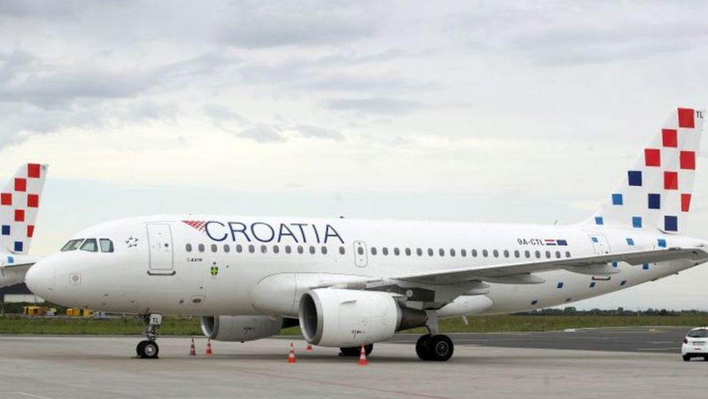 Croatia Airlines otkazala brojne letove iz Münchena, Zuricha, Dublina…