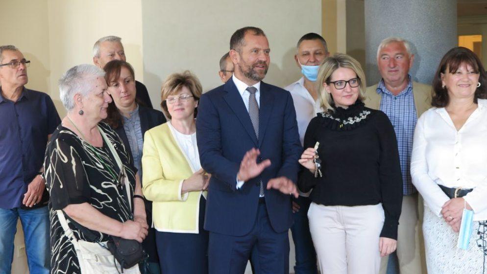 Hrvatskoj zajednici i udrugama kulture dodijeljen prostor u središtu Beograda