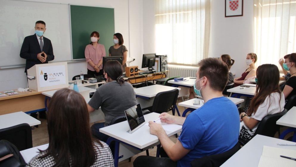 Počela nastava korejske kulture i jezika