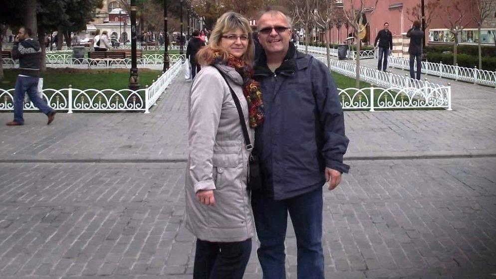 STJEPAN STARČEVIĆ IZ AUGSBURGA 'Dokle ide ova ludost i strah zbog Covida; moju suprugu su njemački liječnici umalo pustili da umre