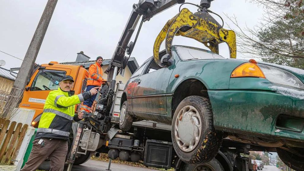 HRVATI IZ SALZBURGA Riješite se starih vozila! Grad besplatno odvozi automobilske olupine