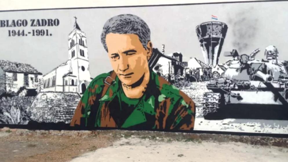 Na današnji dan 1991. ubijen je heroj Domovinskog rata, junak Trpinjske ceste i zapovjednik obrane Borova naselja – prvi hrvatski general Blago Zadro