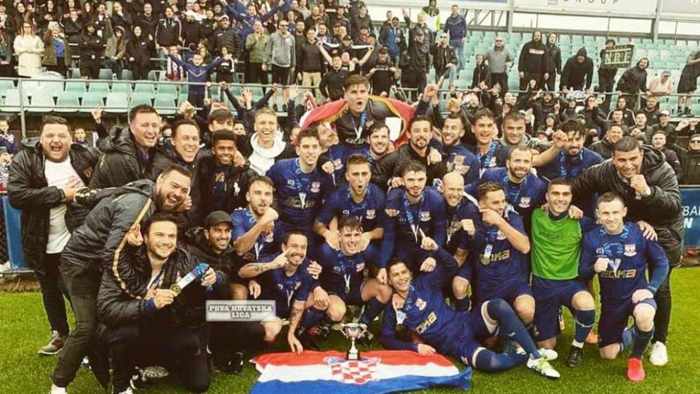 Hrvatski nogmetni klub 'Sydney United 58' iz Australije osvojio naslov prvaka! Čestitamo!
