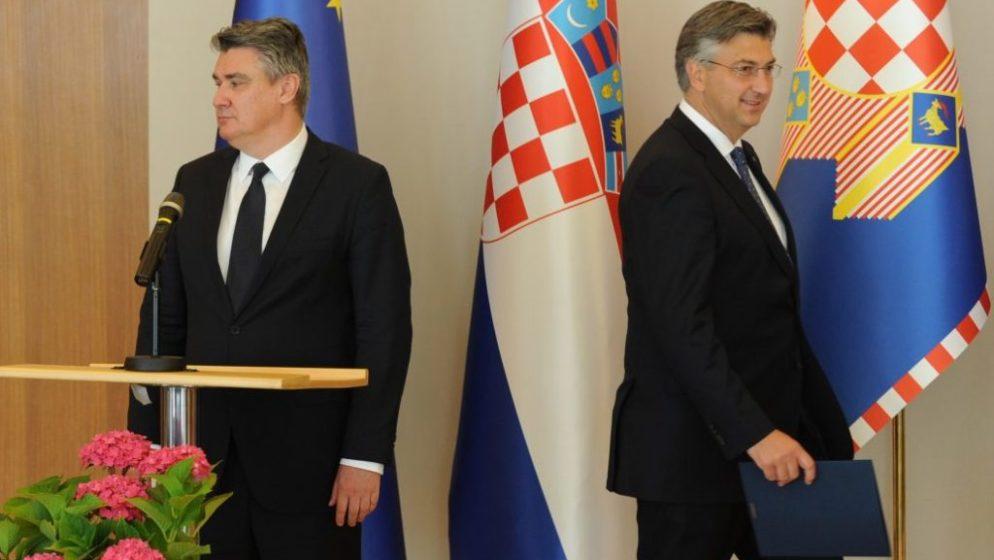 GLAS HRVATA IZVAN REPUBLIKE HRVATSKE: 'Gospodo Milanoviću i Plenkoviću, molim vas, ne svađajte se!'
