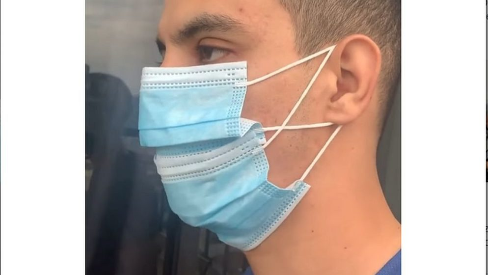 (VIDEO) Nove mjere vas izbezumljuju? Ne znate kako jesti s maskom? Evo rješenja…