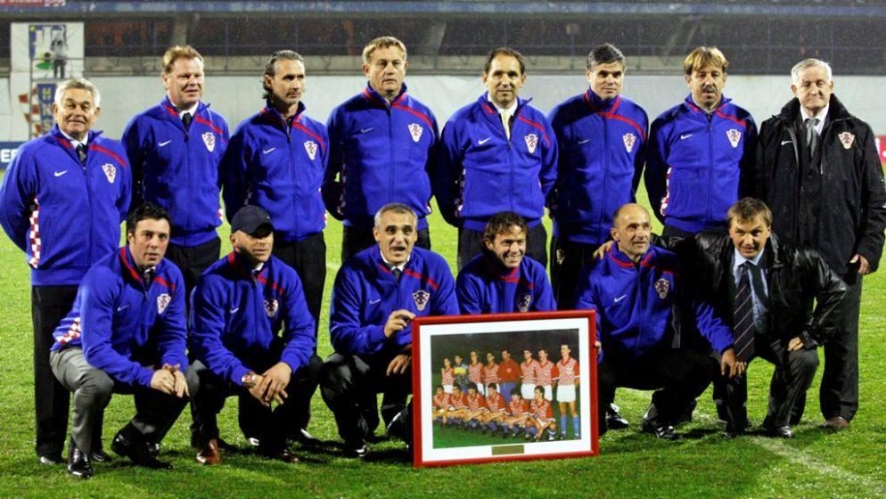 Trideseta godišnjica povijesne utakmice Hrvatska - SAD