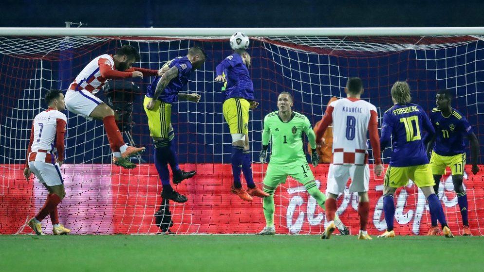 'Vatreni' s 2:1 slave protiv Švedske u Zagrebu! Kramarić zabio u 84. minuti