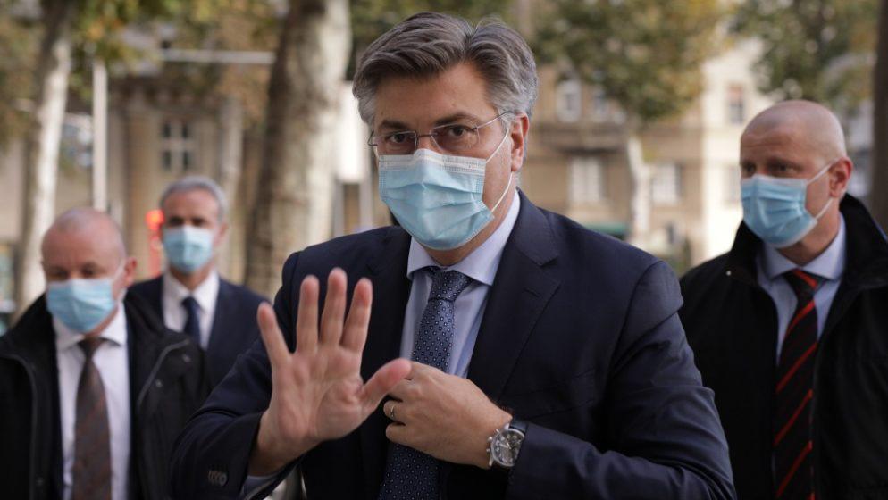 Plenković: 'Nastojat ćemo izbjeći zatvaranje i restriktivne mjere'
