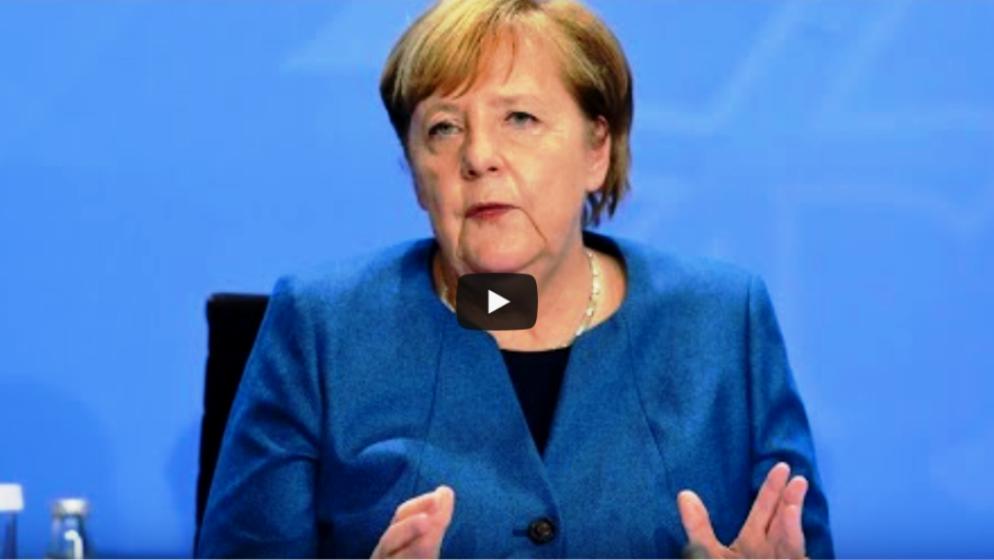 (VIDEO) NOVE MJERE U NJEMAČKOJ - Angela Merkel: 'Ovo su teške odluke'
