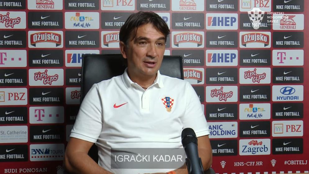 Dalić objavio popis za utakmice protiv Turske, Švedske i Portugala