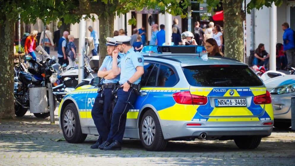 Njemačka savezna policija će kontrolirati poštivanje lockdowna