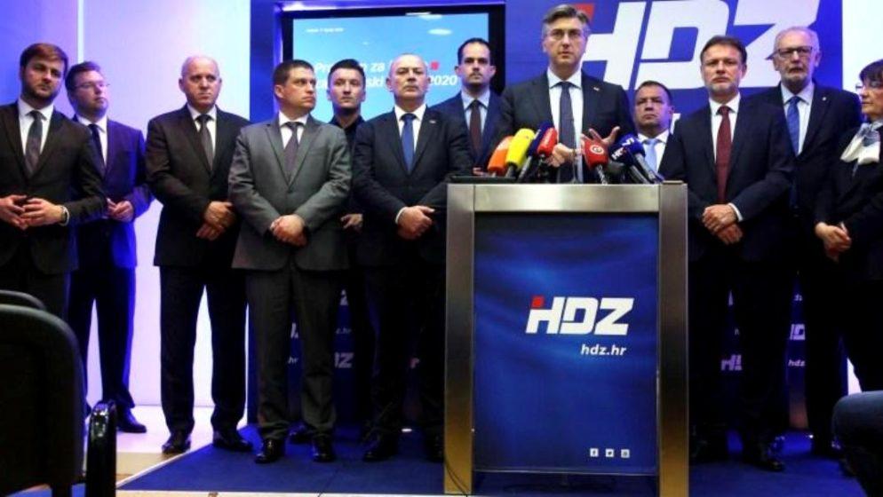 HDZ u nedjelju bira čelnike općinskih, gradskih i županijskih organizacija te Zagreba