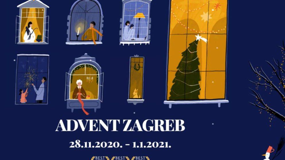 Napokon imamo program ovogodišnjeg Adventa u Zagrebu