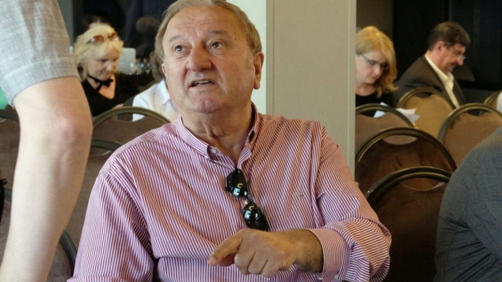 PREMINUO ANTO KOVAČEVIĆ (1952.-2020.), bivši saborski zastupnik i predsjednik HKDU-a!