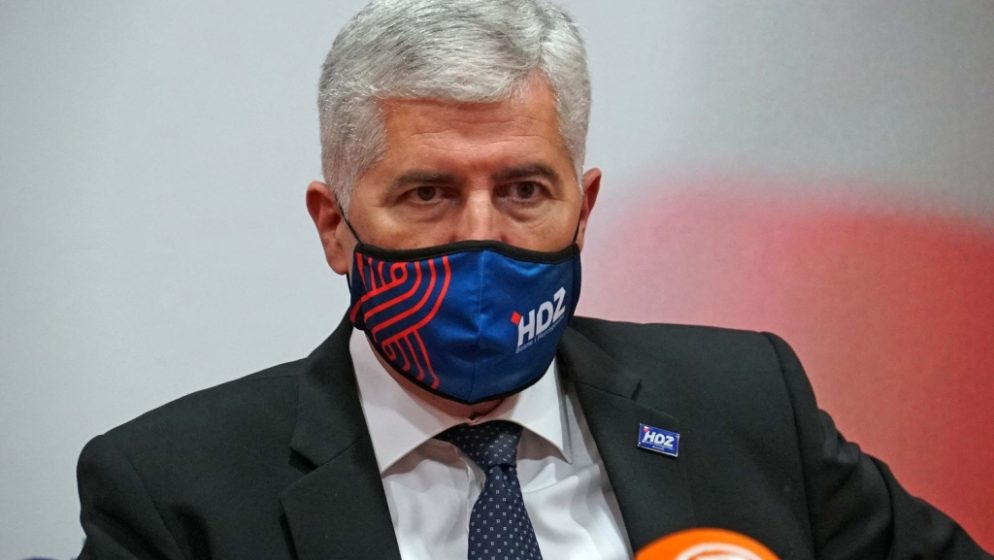 DRAGAN ČOVIĆ: HDZ dobio načelnike i gradonačelnike u 20 općina