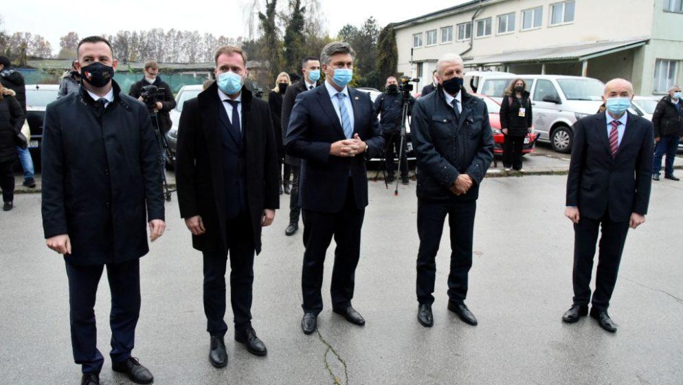 PLENKOVIĆ U VUKOVARU: Ustrajat ćemo na politici pomirbe, suživota i okrenutosti budućnosti