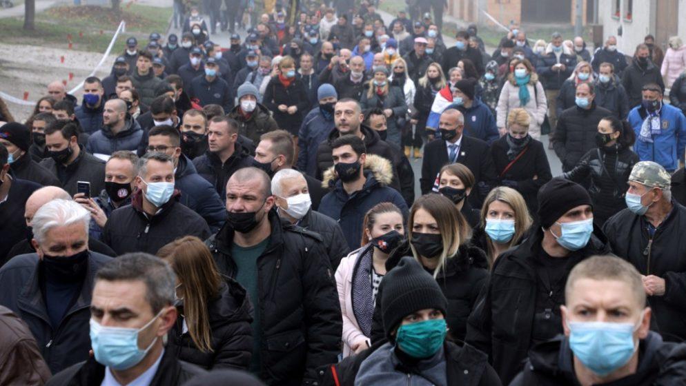 U KOLONI SJEĆANJA OKO 10.000 LJUDI - Hrvoje Marijanović iz okolice Varaždina: 'Nisam mogao ne doći'