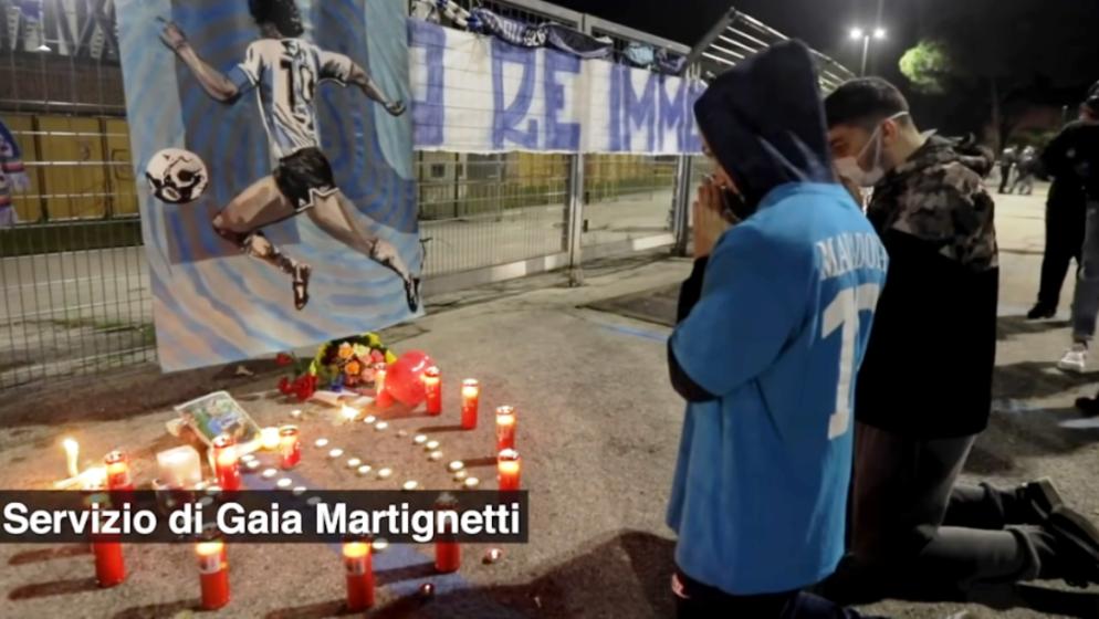 Stadion San Paolo bit će preimenovan u Diego Armando Maradona